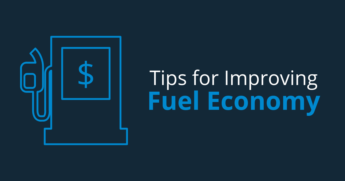 10 ways to increase your fuel economy!